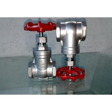 alibaba china 6 inch high pressure water stainless steel gate valve