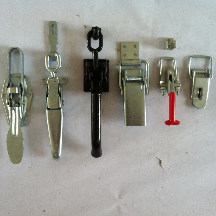 MAN Toggle Fastener Latch With Handle Latch for Trailers and Trucks
