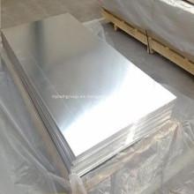 Construcción naval Hoja de aluminio usada