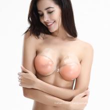 strapless stick on adhesive bras silicone gel bra