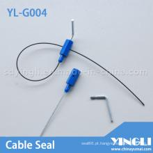 Selo fácil do cabo da segurança do ajuste da liberação (YL-G004)