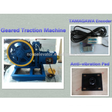 Máquina de tracción para la modernización de ascensores