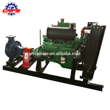 CE authentication 2018 online shopping Diesel flood control water pump