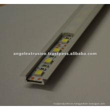 Aluminium Extrusion for Lighting Profile