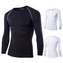 Екоторые Высокое Качество Мода Оптовая Фитнес Одежда Мужчины Спорт T-Рубашки