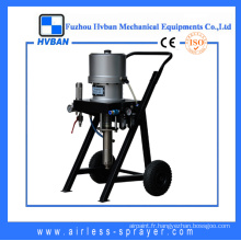 Pulvérisateur pneumatique de 6.5L pour la pulvérisation en acier