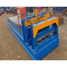 Machine à formater des rouleaux de tuiles en acier glacé coloré
