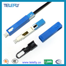 Connecteurs mécaniques en fibre optique