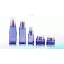 Cosmetic Cream Jar and Lotion Bottle (BN-GS-2)