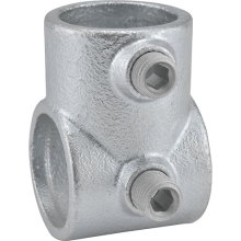 Galvanized Malleable iron Pipe key clamp fitting
