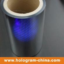 Hologram Tamper Evident Fluorescent Foil