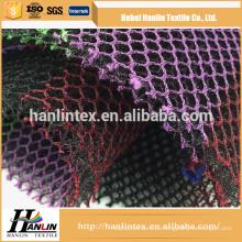 Atacado New Age Products poliéster malha de malha de malha de tecido de malha de rede