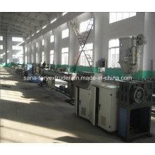 Высокое качество PPR пластиковых труб Экструзионная машина линия/Труба машины Штрангпресса