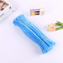 Wholesale 30cm*9mm educational toys craft pipe cleaner diy fuzzy stick