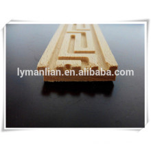 ornamental wood mouldings furniture use beech wood moulding