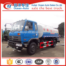 dongfeng 10m3 vacuum sewage suction truck for sale