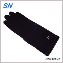 2013 Últimos guantes de pantalla táctil con manga de brazo esqueleto