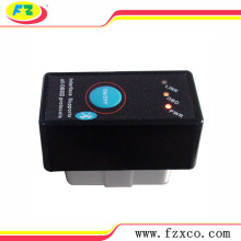 Scanner diagnostique de voiture ELM327 v2.1 OBDII Bluetooth