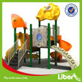 Hot Sale School Playground For Kids With GS Certificate LE-FF007