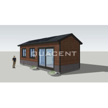 Tiny Movable Storage Shed Cabin Office