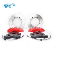 Peças de freio de alta qualidade para BMW F10 520i 18rim rodas pinças de freio seis pistões com 355 * 32 mm disco de freio