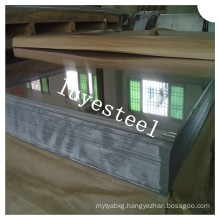 Stainless Steel Sheet 2b 8k Mirror Surface Plate 321