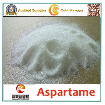 Additif d'édificateur additif d'alimentation d'usine E951 aspartame