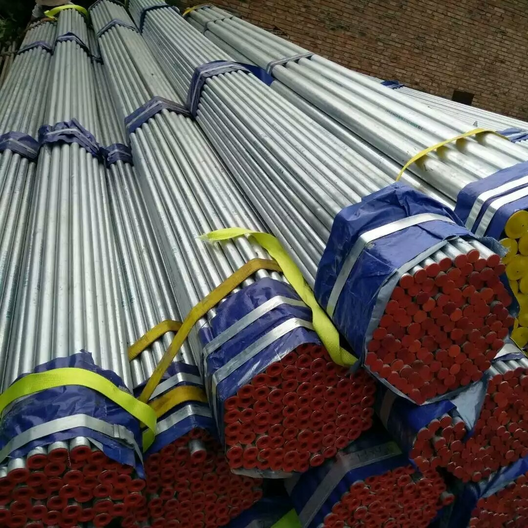 galvanized seamless pipe (9)