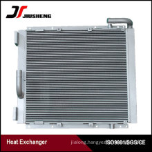 China Aluminum Oil Radiator For Kobelco SK200-5