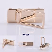 Accessoires en alliage métallique pour sac à main, sacs et accessoires