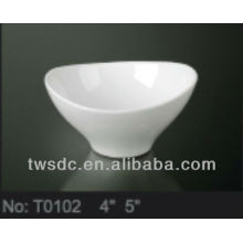 Ceramic bowl set, ceramic serving bowls with tray
