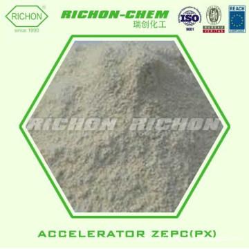 RICHON Échantillons gratuits fabriqués en Chine Alibaba Achats en ligne Produits chimiques industriels pour la production Accélérateur en caoutchouc ZEPC PX