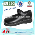 black new fashion girl leather shoe