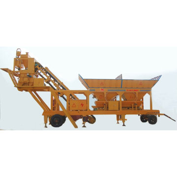 High Quality Small Concrete Mixer Machine Mobile Concrete Mixing Plant