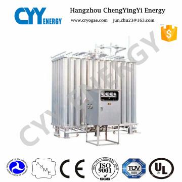 LNG / Lco2 / LC2h4 / LPG Flüssiggas Luft Umgebungsvaporizer