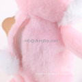 Le lapin électronique en peluche peut marcher et chanter