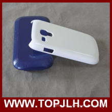 Sublimation personnalisée en plastique Mobile Phone Case pour Samsung Galaxy S3 Mini