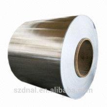 Bobinas de alumínio 8011 para material de capa pode cobrir