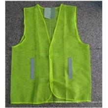 2016new Design Hi-VI Reflective Safety Vest with Zipper The Cheapest
