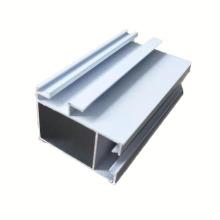 Perfiles de aluminio en polvo blanco para materiales de construcción