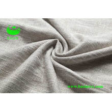 Polyester Viscose Sofa Linen Fabric Bs6012