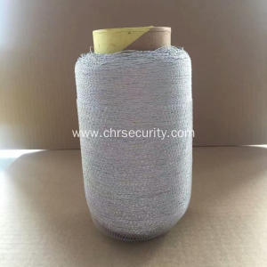 0.25MM*1000M grey reflective embroidery thread