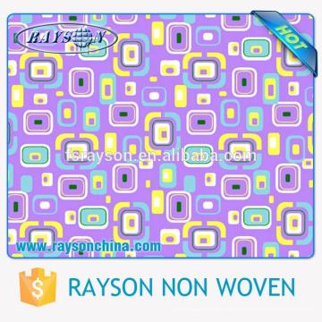 Nombres creíbles de la tela no tejida del sofá de lujo de la nueva marca del socio