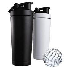 Wholesale Sublimation Custom Printed Logo Travel Double Wall Stainless Steel Tea Cup Coffee Mug