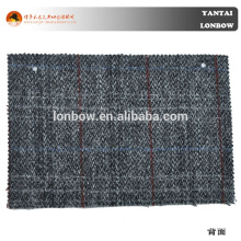 Hot selling woolen wool fabric for coat, bag, hat, gloves