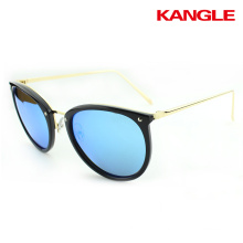 2017 High quality retrocoated sunglasses metal frame
