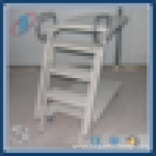 Steel Moveable Climbing Ladder Trolley