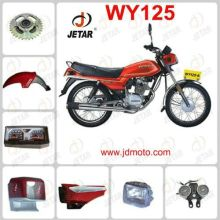 HONDA WY125 Motorcycle Parts