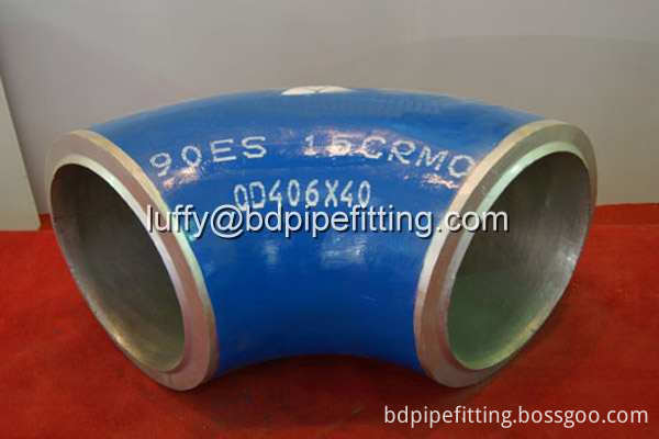 Alloy pipe fitting (64)