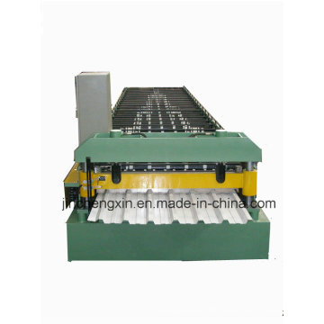 Computer Control H Span Metal Roofing Roll Forming Machine
